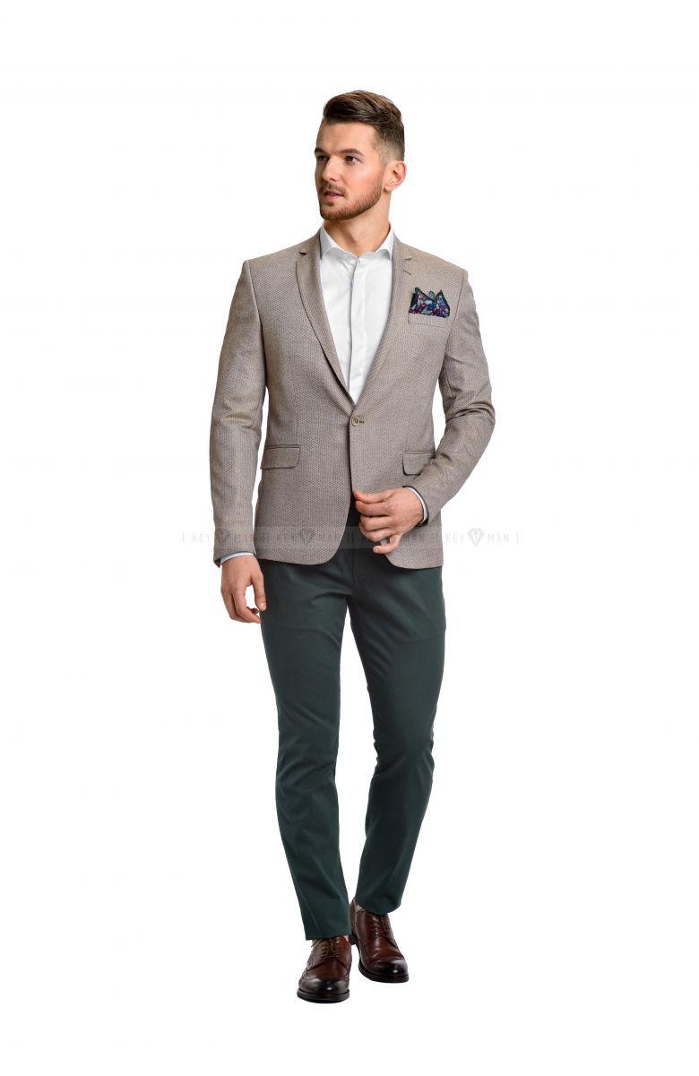 Комплект на выпускной в стиле рустик (пиджак, брюки, рубашка, туфли, ремень, аксессуары)