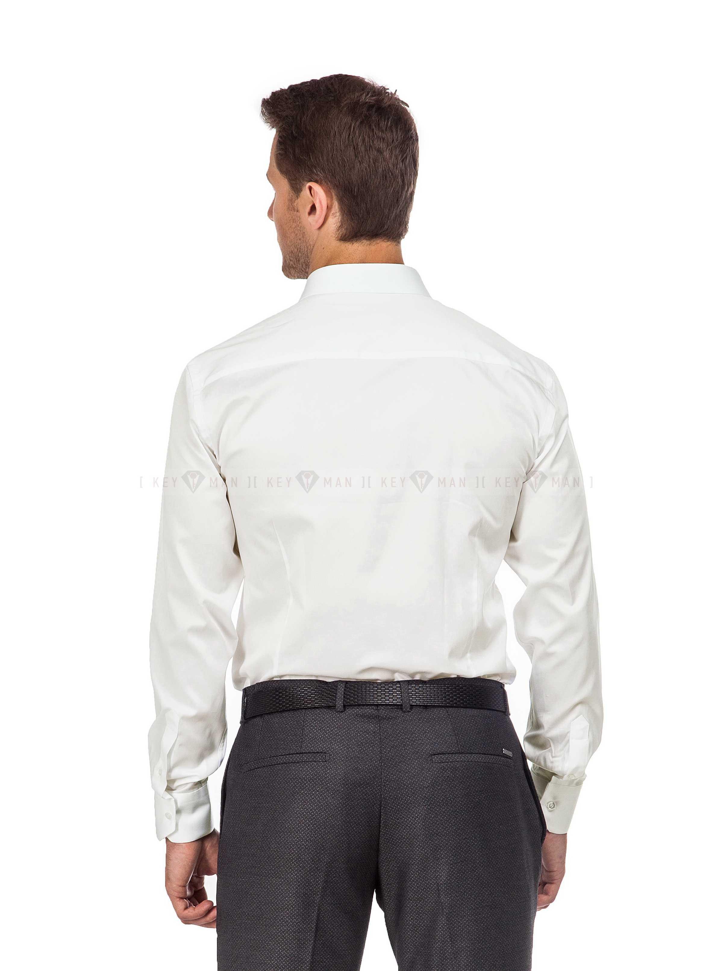 Рубашка мужская с длинным рукавом на свадьбу