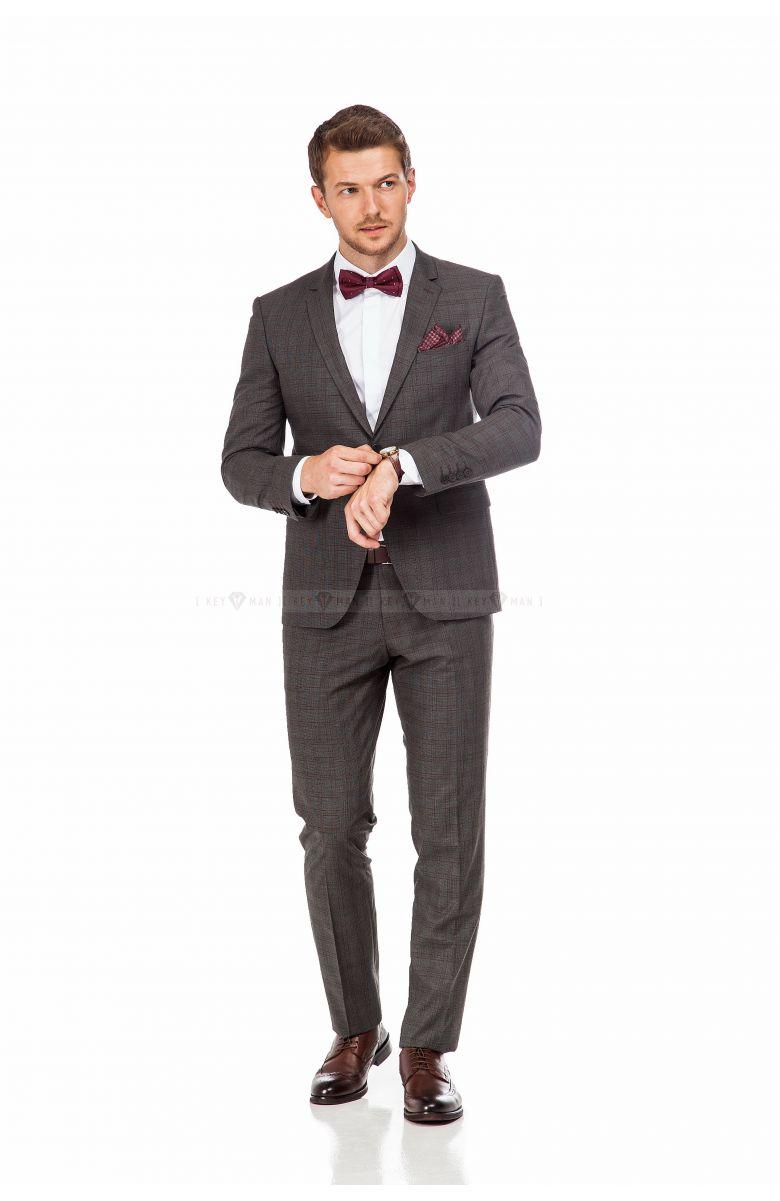 Выпускной Look (костюм, рубашка, туфли, ремень, аксессуары)