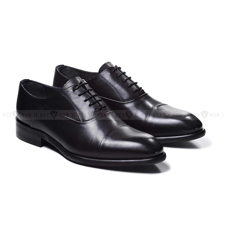 Туфли мужские оксфорды классические черные