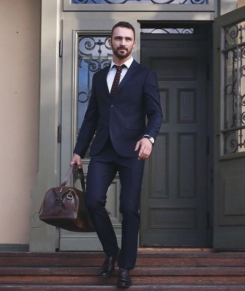 Помощь при выборе делового костюма