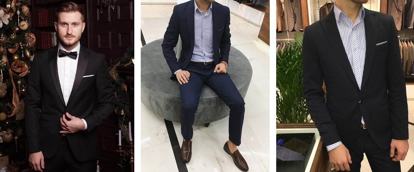 Какая одежда должна быть в мужском гардеробе