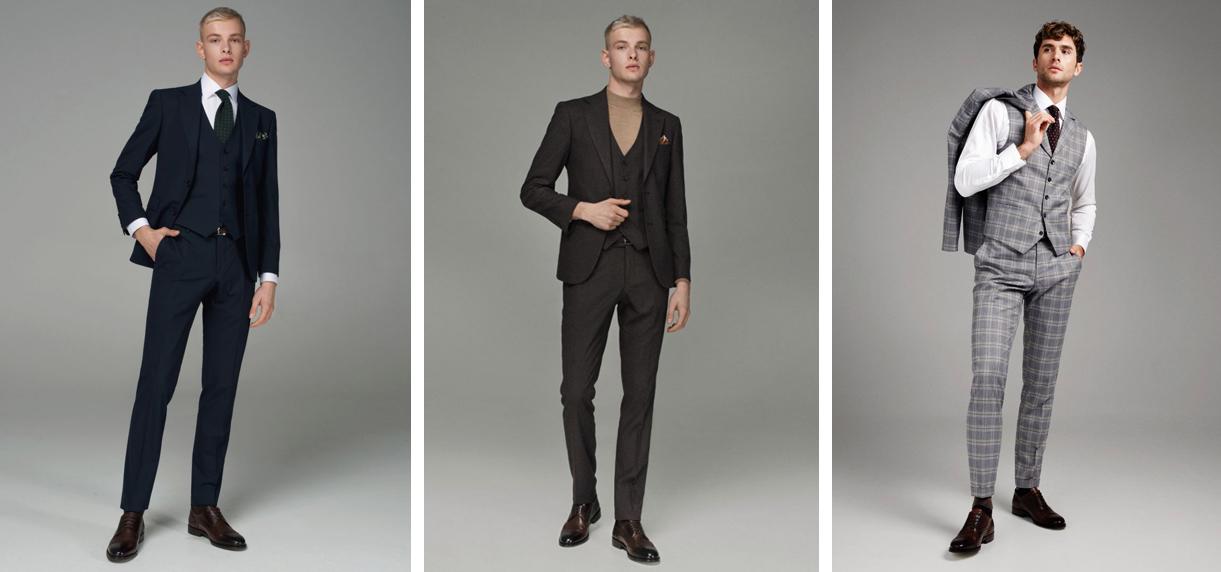 Какие костюмы должны быть в мужском гардеробе