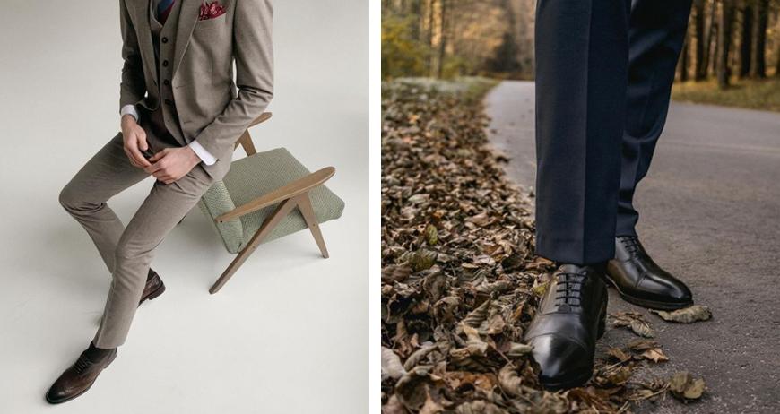 Как выбрать туфли дерби