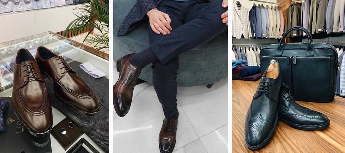 Как выбрать мужские туфли на осень