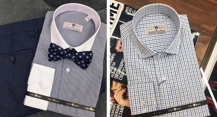 Преимущества мужских рубашек