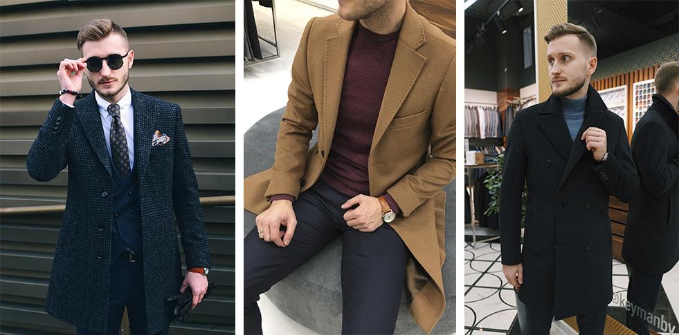 Купить мужскую верхнюю одежду в Минске