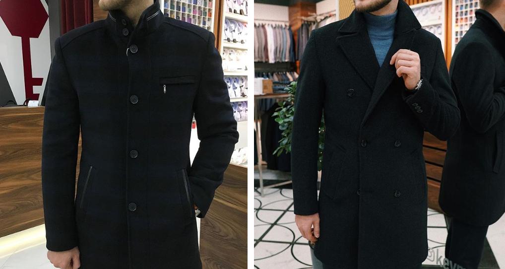 Где купить зимнее мужское пальто